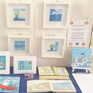 koroni, church, painting, free-draw