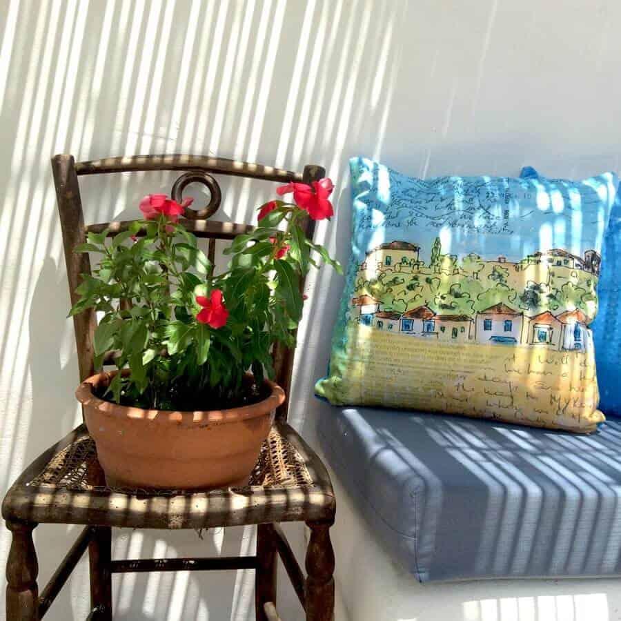 New! Cushions!